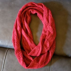 Accessories - Red Scarf